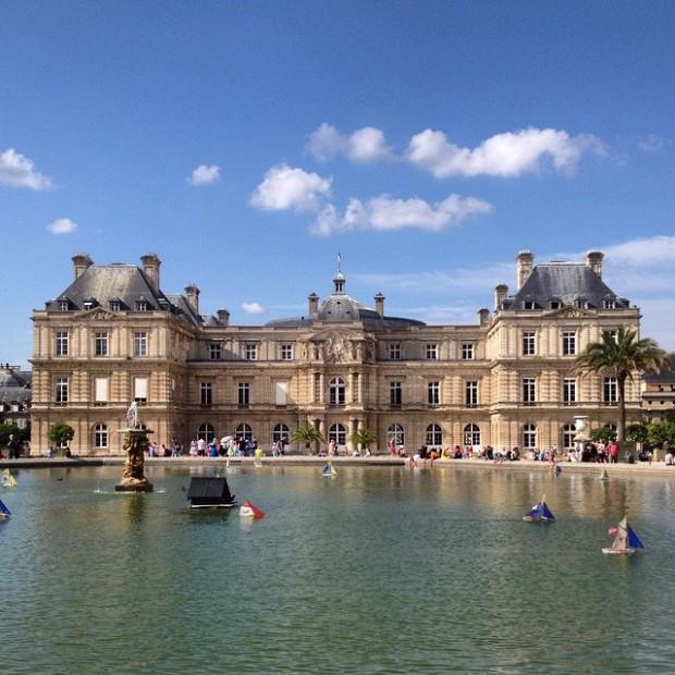 Jardin du Louxembourg