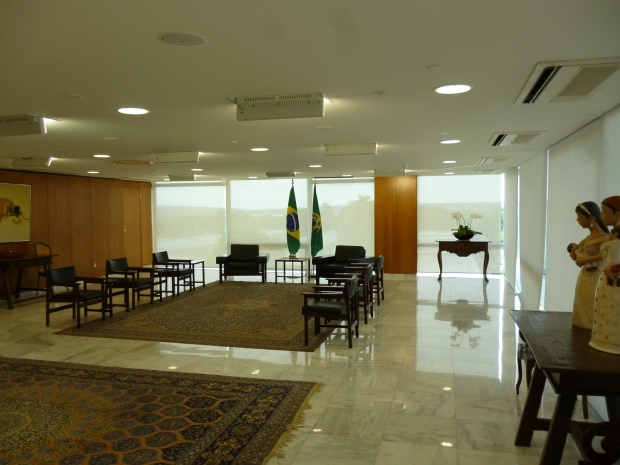 Sala de Audiência - Gabinete Presidencial.JPG