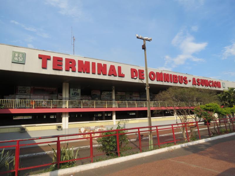 Terminal de Omnibus de Asuncion