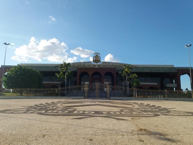 Palácio Araguaia, Palmas